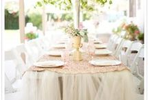 Table settings, Seating, name tags menus and place settings ♥