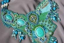 Beadwork-necklage,bracelet &co