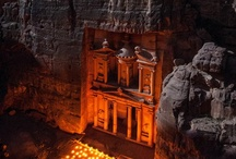 Petra-a mysterious world !