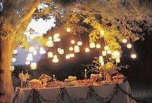 Lighting, lanterns, candles ♥