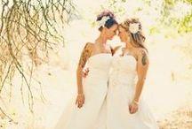 We Support Love ♥ Same sex weddings