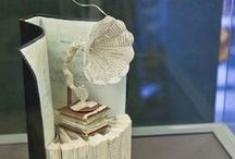 Book Art / by Polly Burket