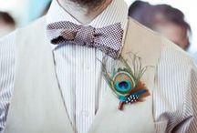 Peacock themed weddings ♡