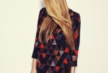 Trend patterned dress