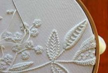 Embroidery Love / by Tiffany Kopper