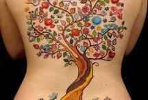 Tattoos / by Michelle Hilburn