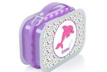 Personalized Lunch Boxes / by The Dreamy Daisy