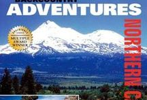 Guide Books: Mt Shasta Area / Interested in Mount Shasta?  Guide Books emphasizing the Mount Shasta Area and Northern California - Back Country Adventures, Backpacking, Camping, Climbing, Fishing, Fly Fishing, Glaciers, Hiking, Rock Climbing, Skiing, Snowboarding, Snowshoe Trails and more - Available for purchase - Check it out!