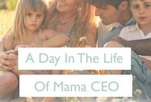 Mama CEO :: Blog / Here's what's happening over on the Megan Flatt blog! / by Megan Flatt