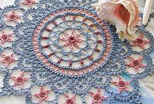 Craft Room: Crochet & Knitting / by TardisBlueWings