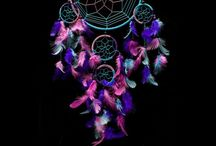 Craft Room: Dreamcatchers / by TardisBlueWings