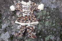 Murmurin värkkäilyt - 2 - Tillverkad av Mormor / Fine materials for the Baby