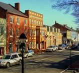 TorchCreek / The small town Virginia setting for The Chronicle of the Three trilogy. #TCO3Bloodline