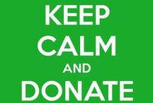 The Drive to Donate / A collection of creative images and useful links designed to increase organ donation.