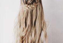 Inspiration til hår