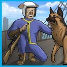 Fallout 4 / Fallout 4 Series K-9 and Callout!!!