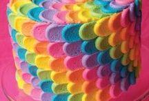 Cake Ideas / by Jessica Junkin