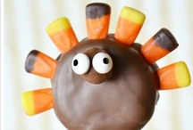 Thanksgiving / Fall / by Jessica Junkin