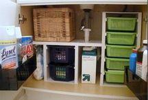Household Tips, Ticks, & Organization / by Kyli Roberts Hamrick