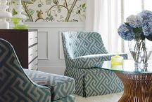 Home Decorating / Living rooms, Dinning rooms, common spaces, bedrooms, laundry, mudrooms / by Sophie