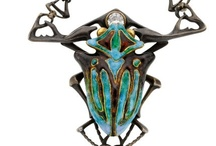 ART DECO, ART NOUVEAU, ARTS & CRAFTS JEWELRY / I really don't think there was a period of time during which people lived more graciously or with more beauty...if they had enough money. / by Ronni Rittenhouse