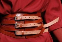 BELTS TO DIE FOR / I just love a beautiful belt!  Can't help myself. / by Ronni Rittenhouse