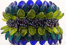 BEADS OF GLASS / I love these delicate works of art.  My main Beads board was getting too crowded, so now I've got 4 on beads...Beads, Beads of Glass, Beads on People and Beadwork Woven. / by Ronni Rittenhouse