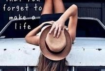 Favorite sayings / by Linda Steinke