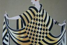ART DECO, ART NOUVEAU, ARTS & CRAFTS ART / by Ronni Rittenhouse