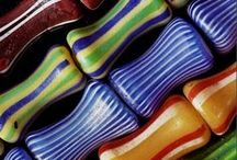 BEADS TRADE & TRIBAL / by Ronni Rittenhouse