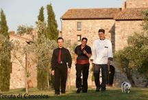 Hospitality at Romantik Hotel Tenuta di Canonica