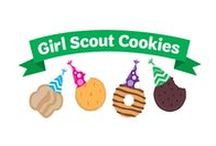 Girl Scout Cookies / Love Girl Scout Cookies? So do we! Check out these awesome cookie crafts, Girl Scout cookie ideas, thank you ideas, and more. Plus, find out what types of Girl Scout cookie flavors currently available!