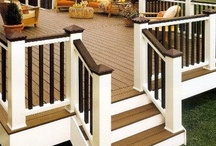Deck and Porch Living / by Mary Hart