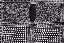 Patterns I like / Inspiration till eget skapande.