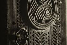 Doors, Locks, and HInges / Beautiful door details from around the world
