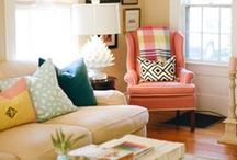 Living Room Makeover Ideas / by Barbara Carnahan