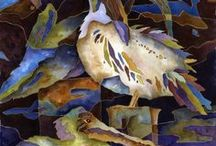 Art - Birds / by Diane Scimeca