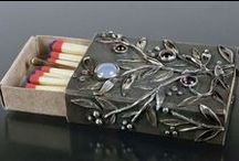 Jewelry - Boxes and Lockets