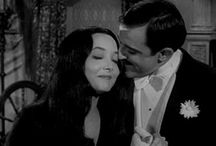 Morticia and Gomez / by C