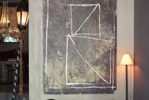 Nest - Chalkboard / How to use Chalkboards and Chalk Art in your home