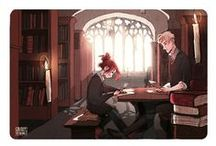 x3~~~ / Harry Potter and Avatar characters