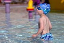 FINIS Kids! / Suits & Swim Diapers   Caps & Goggles   Fins   Water Confidence   Water Safety / by FINIS, Inc.