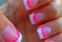 Nail Art / DIY (Do it yourself) nail designs or go to the nail salon for your custom nail design. Quite an art!!!