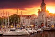 Autour de La Rochelle / Découvrez La Rochelle et ses alentours. Le Sud-Ouest commence déjà à La Rochelle, profitez de vos vacances !  #goodingsudouest