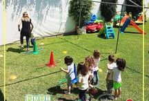 Γυμναστική στο προαύλιο μας!!! / Γυμναστική στο προαύλιο μας!!!  Μας επέτρεψε ο καιρός να απολαύσουμε το καταπράσινο γρασίδι μας κάνοντας γυμναστική και πολλές άλλες δραστηριότητες!
