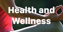 Health and Wellness / Find health and wellness tips, health and wellness quotes, articles, videos and more. Learn more about health and wellness for women and men.