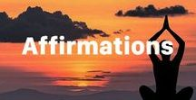 Affirmations / Find positive affirmations, uplifting quotes, and thoughtful words to help you navigate your journey to a pain-free life.