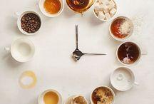 Cofee and tee