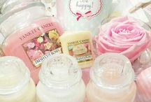 Scents Yankee candle