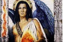 Arcangeli & Angeli – Archangels & Angels / L RAMO D'ORO Arte e Cultura di tutto il mondo - Art and Culture of the World (Italiano & English) - Info https://ilramodoro-katyasanna.blogspot.it/p/il-ramo-doro-un-blog-in-italiano-e.html